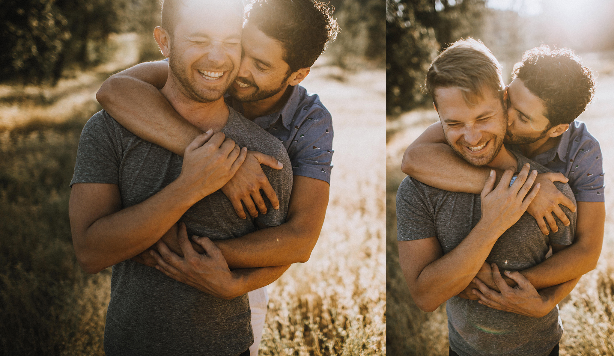 Myrtle and Moss Photography, Adrian and Nick, Gay engagement session, Kelowna Wedding Photographer