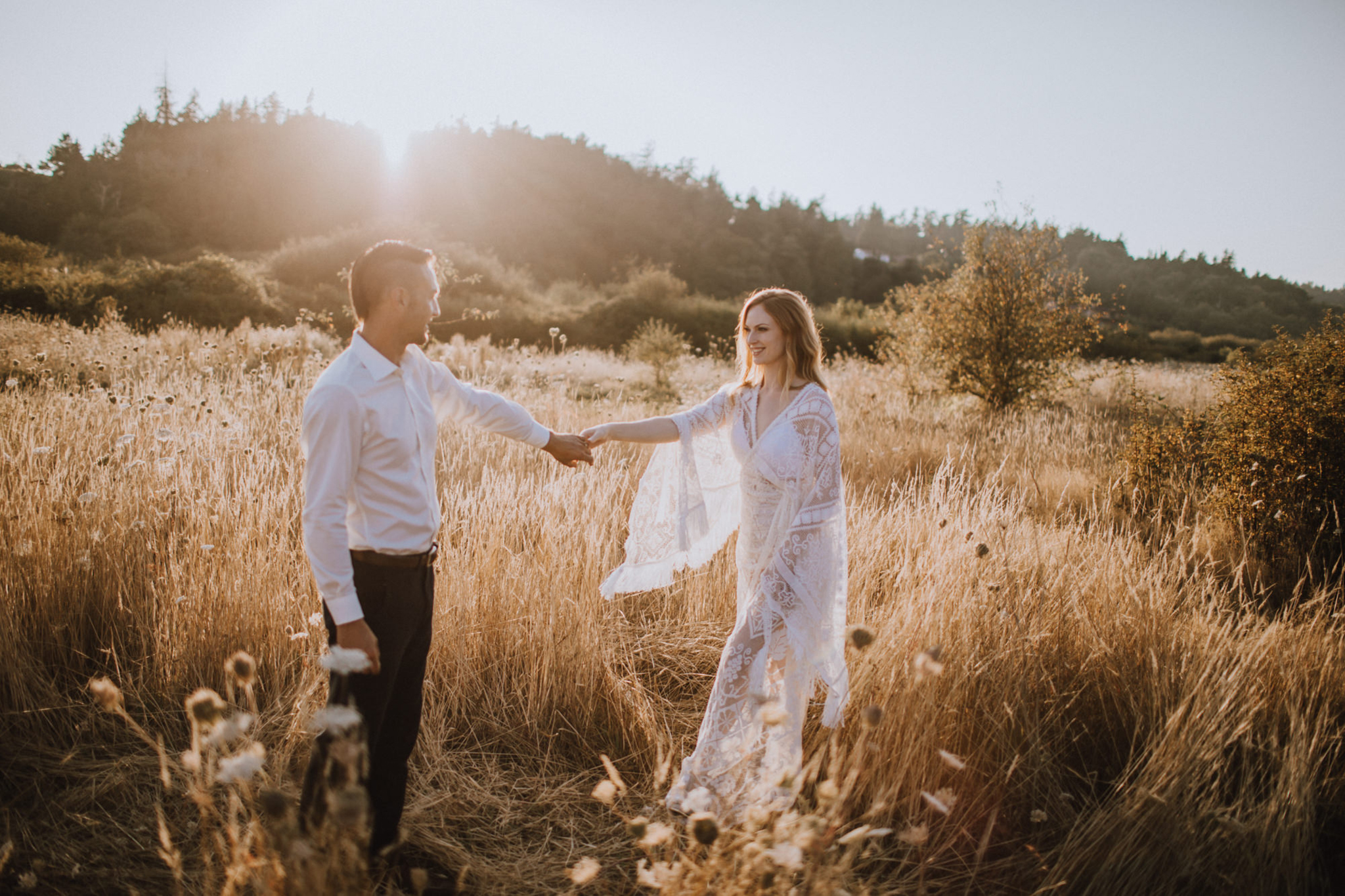 Myrtle and Moss Photography Styled Elopement / wedding Session, Victoria BC, Victoria Wedding Photographer
